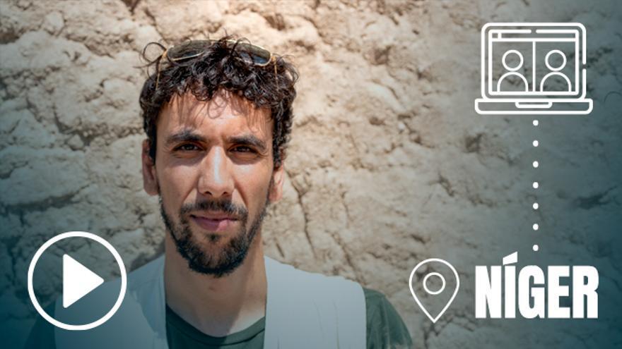 Juan Haro, Especialista en comunicación y fotoperiodista en UNICEF en Níger