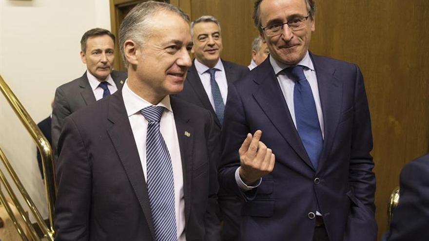 Urkullu propone un pacto estatutario frente a la independencia de EH Bildu