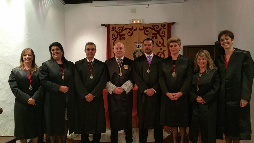 Resultado de imagen de colegio de abogados de Santa Cruz de Tenerife