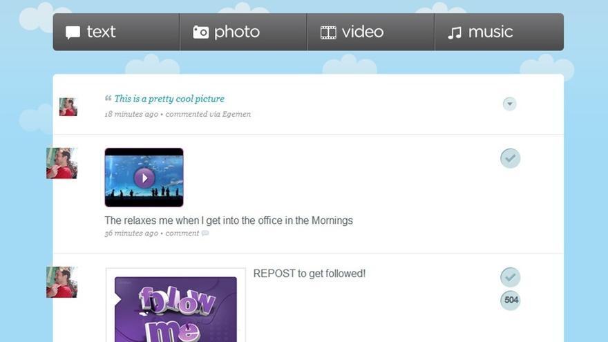 La plataforma de 'microblogging' tenía no pocos parecidos con Twitter y Tumblr