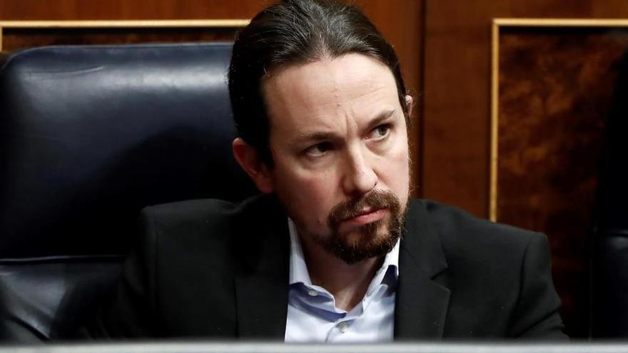 La oposición centra en Pablo Iglesias la próxima sesión de control del Congreso