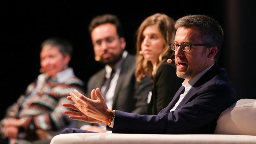 """""""El futuro no es Google"""", afirma Carlos Moedas, comisario europeo de Ciencia"""