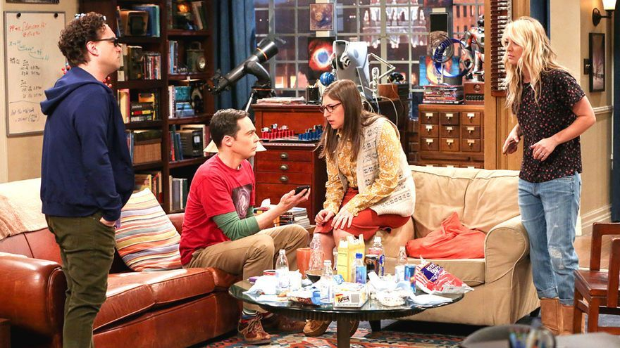 'The Big Bang Theory' pone fin a sus doce temporadas con