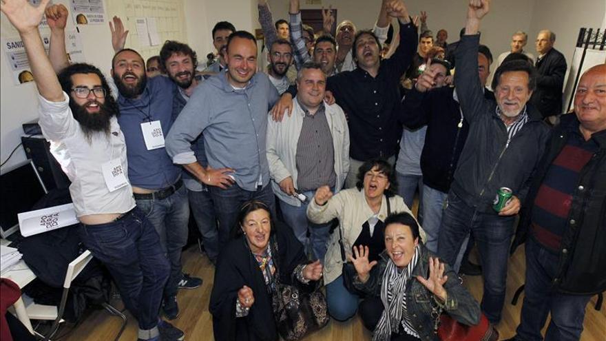 """Los partidos de Cantabria inician contactos """"de cortesía"""" tras las elecciones"""