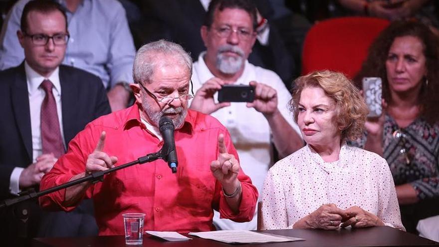 "Lula afirma que existe un ""pacto casi diabólico"" contra él"