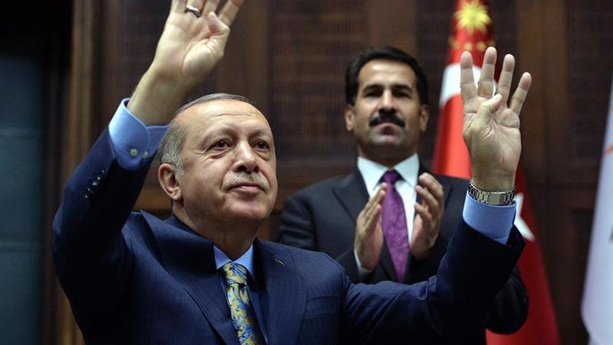 """Erdogan acusa a Netanyahu de emplear """"terrorismo de Estado"""" contra los palestinos"""