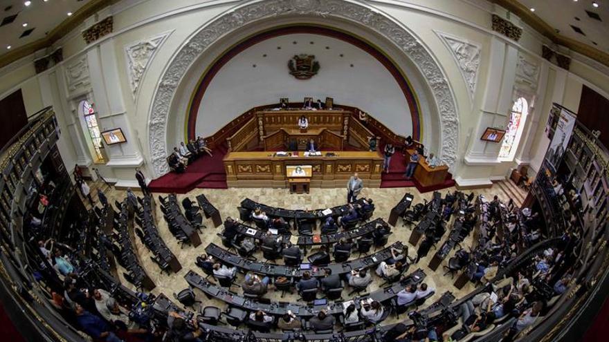 La ANC se atribuye las facultades del Parlamento venezolano con un decreto