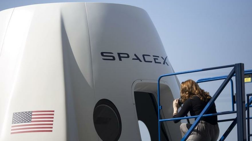 SpaceX pospone la prueba final de supervivencia de la cápsula Crew Dragon