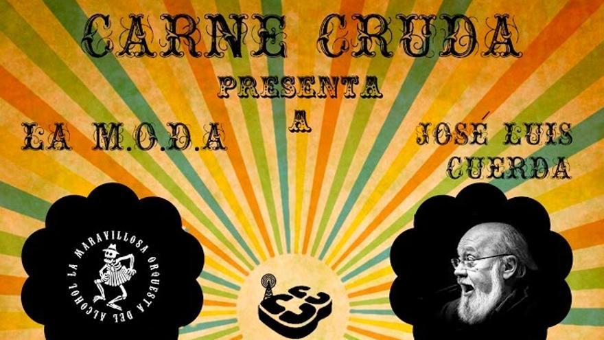 Carne Cruda celebra un programa especial en directo e invita a los socios de eldiario.es