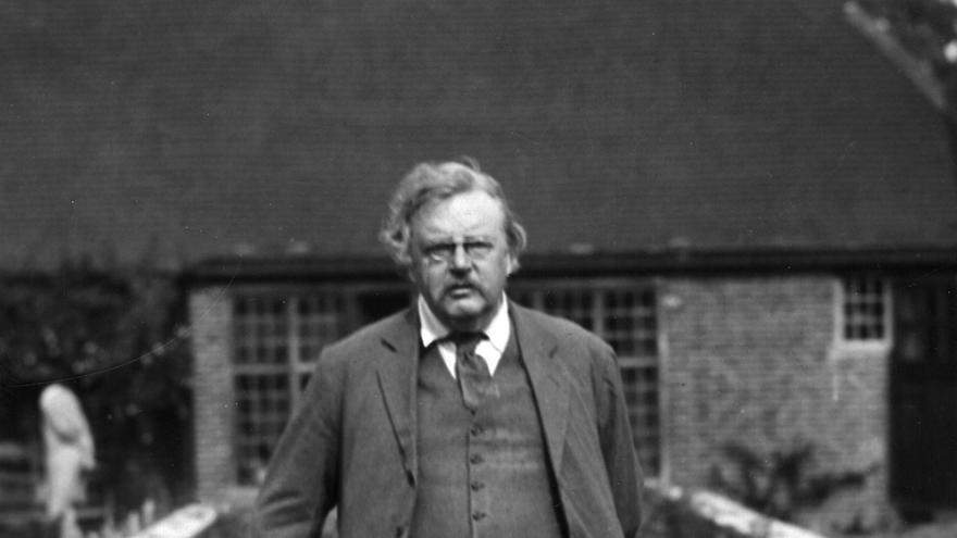 Chesterton, el polemista inagotable