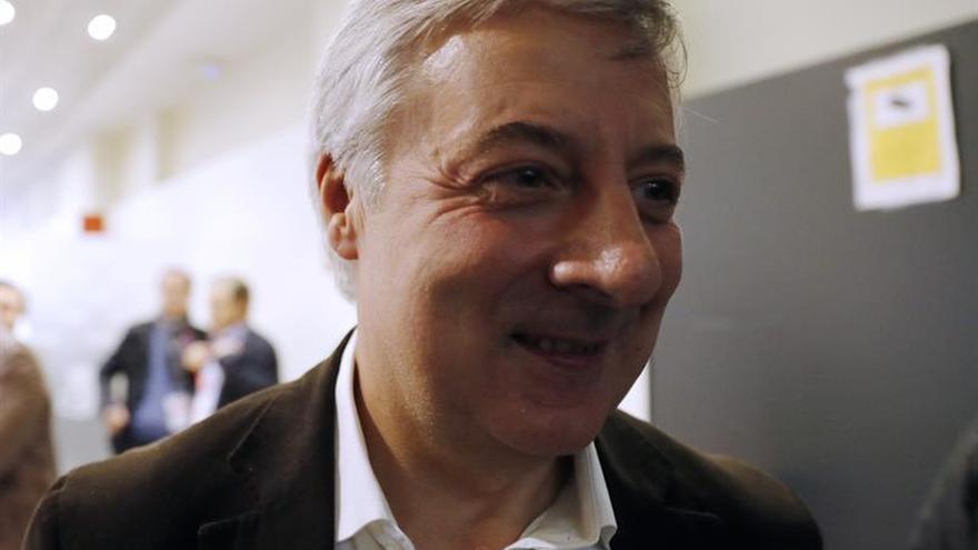 """José Blanco respalda la posición del PSOE en Cataluña: """"Es equilibrada"""""""