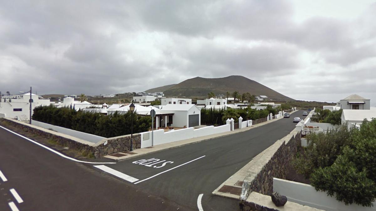 Los hechos tuvieron lugar en la carretera Conil-Masdache, el municipio lanzaroteño de Tías
