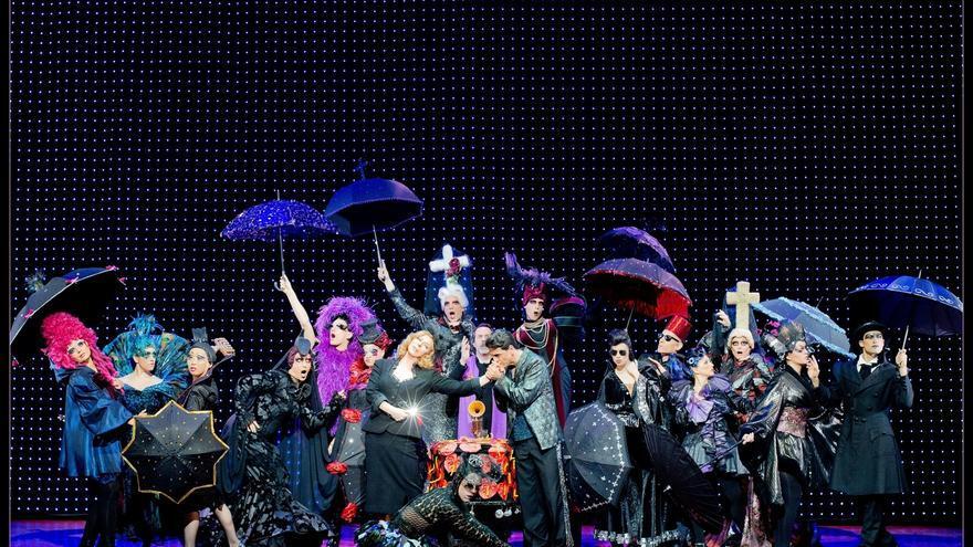 El musical 'Priscilla, reina del desierto' llegará en marzo al Palacio de Festivales de Santander
