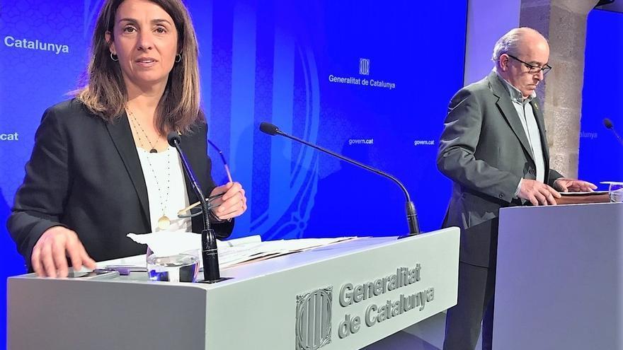 """La Generalitat completa la """"restitución"""" de las delegaciones catalanas clausuradas por el 155"""