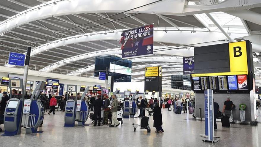 El aeropuerto de Heathrow está dispuesto a prohibir los vuelos nocturnos