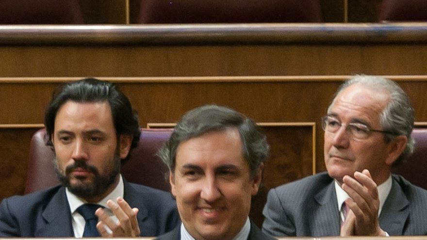 García-Hernández (PP) apuesta por un debate público en televisión de los candidatos que aspiran a suceder a Rajoy