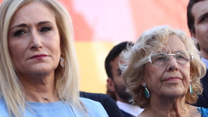 """Carmena no se pronuncia sobre la polémica de Cifuentes y las vacaciones: """"No soy comentarista política"""""""