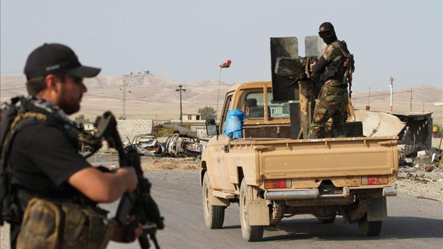 El EI lanza un ataque contra zonas bajo control del régimen en una urbe siria
