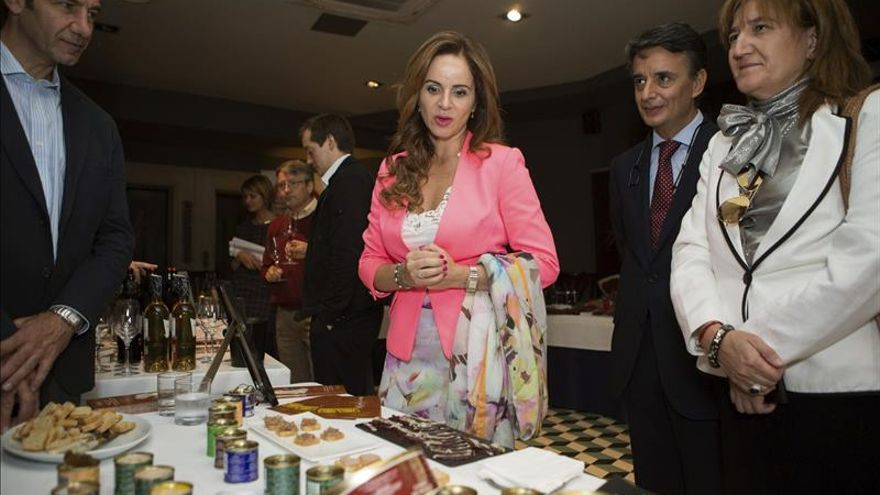 Castilla y León muestra sus productos en Londres para impulsar la exportación