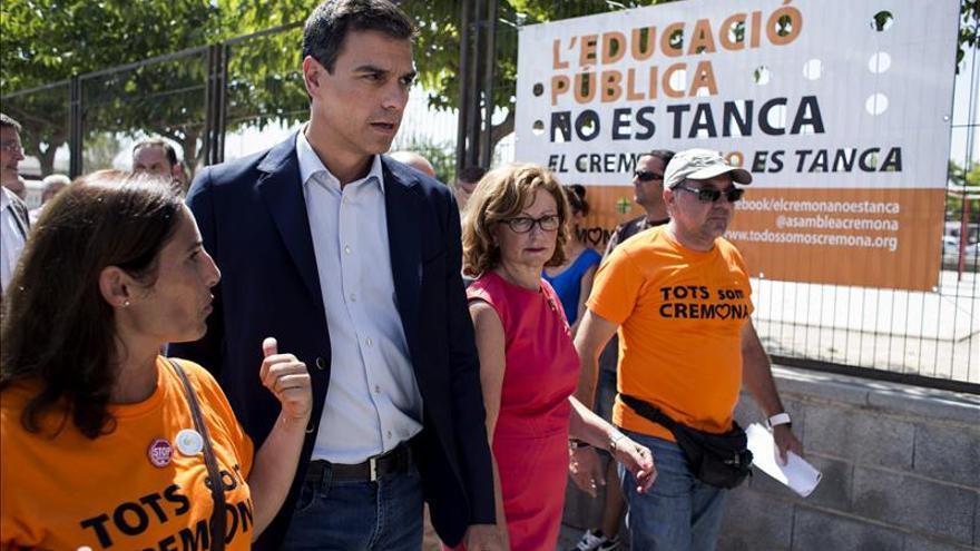 Sánchez defiende la reforma electoral por consenso y fuera del periodo electoral