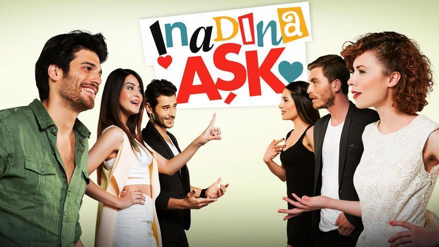Póster de 'Inadina Ask: Amor obstinado'
