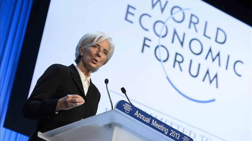 El Foro de Davos advierte de la falta de competitividad en el sur de Europa