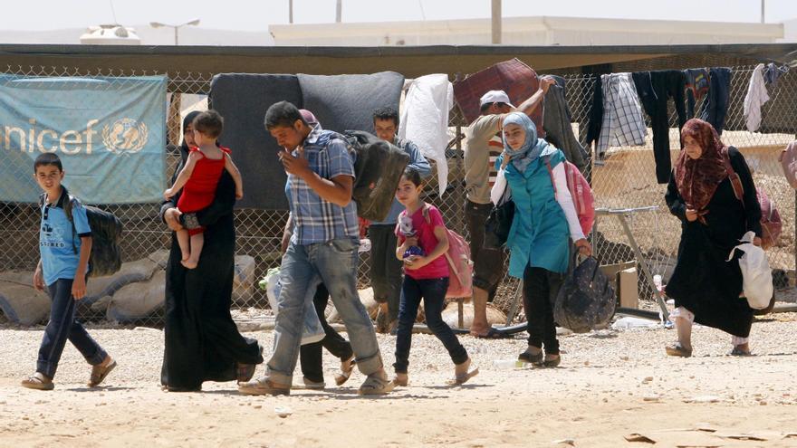 Arrestan a varios refugiados sirios en Jordania por participar en disturbios