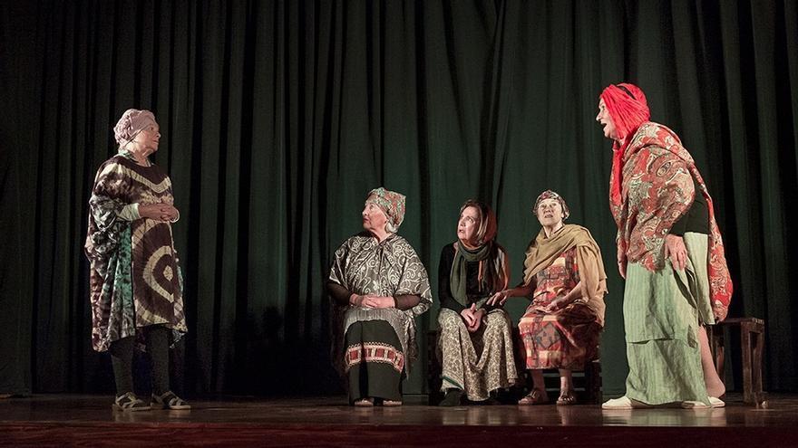 El Concha Espina acoge el sábado la obra 'Imágenes del otro lado' sobre la inmigración