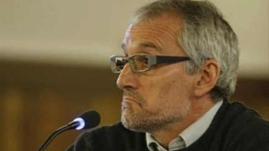 Francesc Xavier Llopis, en su interrogatorio en el juicio del caso Blasco.