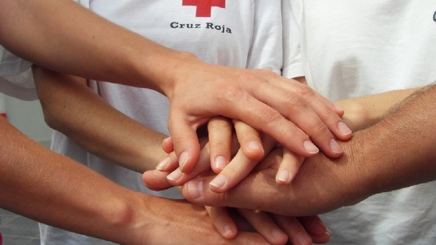 Casi 4.000 personas participan como voluntarias en Cruz Roja Navarra
