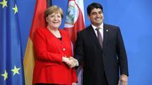 Merkel agradece a Costa Rica la acogida de refugiados de Venezuela y Nicaragua