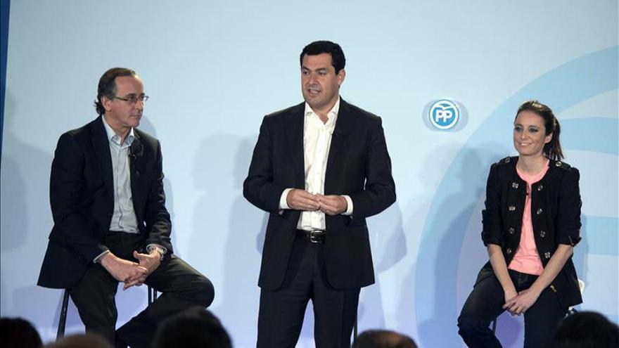 Alfonso Alonso: En España no hay dinero ni recursos para que vuelva el PSOE