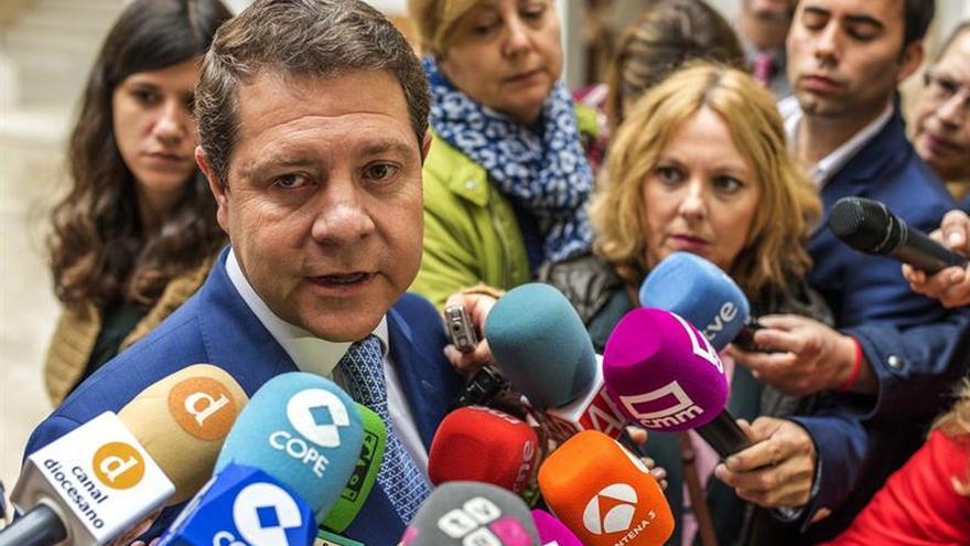 García-Page al PSC: En un acuerdo hay que estar a las duras y a las maduras