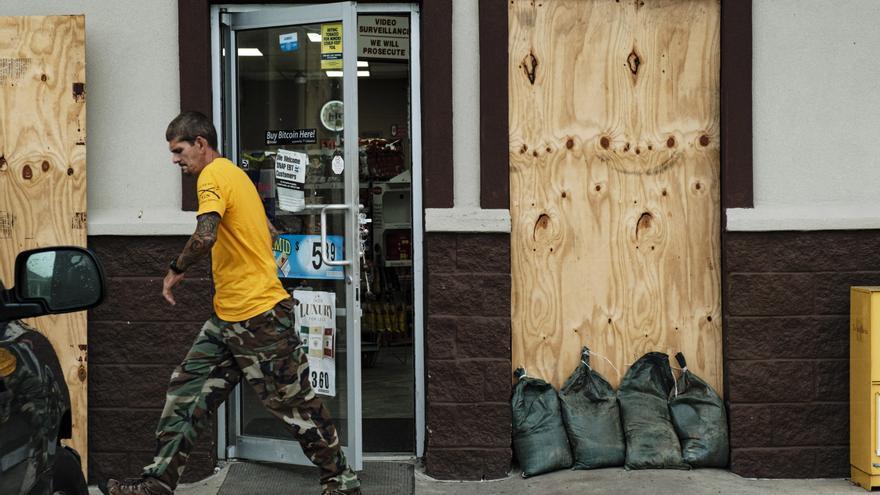Delta al encuentro de una Luisiana muy castigada por los ciclones en 2020