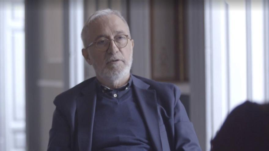 Javier Sardà, en 'Palo y Astilla'