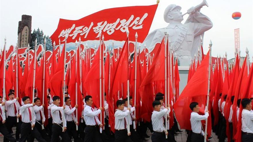 Corea del Norte presenta plan para solucionar escasez de alimentos y energía