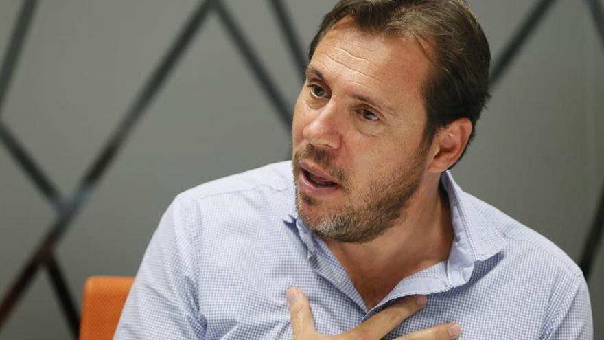 """Óscar Puente: """"No es descartable un gobierno PSOE-Podemos en el futuro"""""""