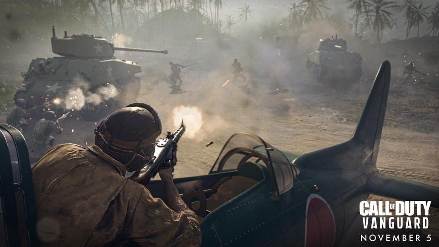 """Nuevo """"Call of Duty"""" viajará a la II Guerra Mundial desde el 5 de noviembre"""