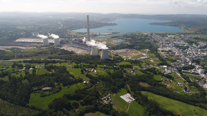 Endesa anuncia el cierre definitivo de la central térmica de As Pontes, en A Coruña