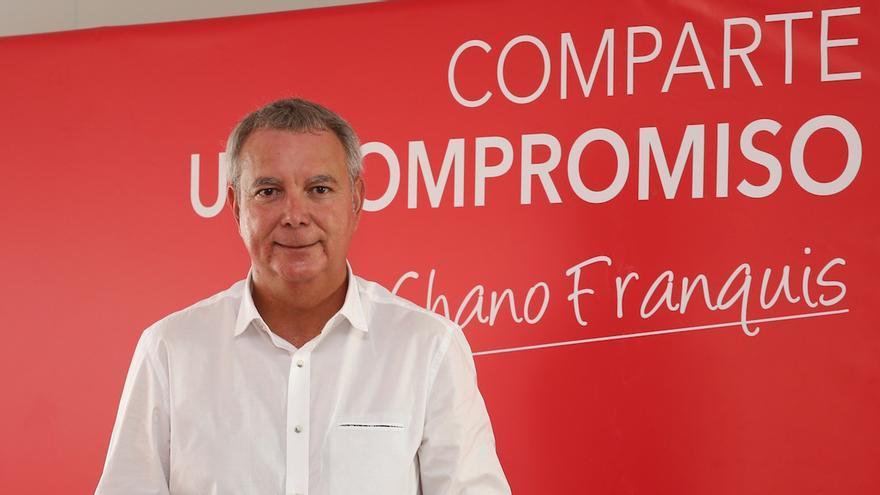 El secretario general del Partido Socialista (PSOE) en Las Palmas de Gran Canaria y diputado en el Congreso, Sebastián Franquis.