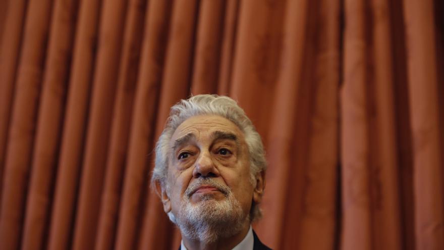 La plataforma 8M Mérida solicita que se anule el concierto de Plácido Domingo