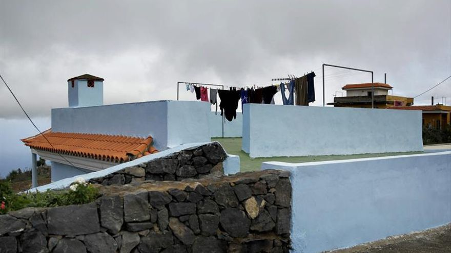 Vivienda ubicada en Los Realejos donde una mujer de 46 años fue asesinada por su expareja