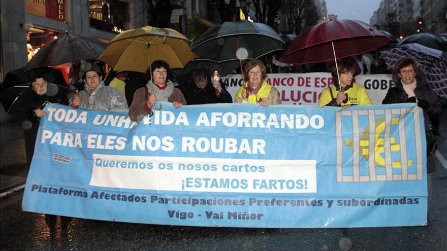 PP y PSOE llegan a un acuerdo para dar salida a los afectados de preferentes