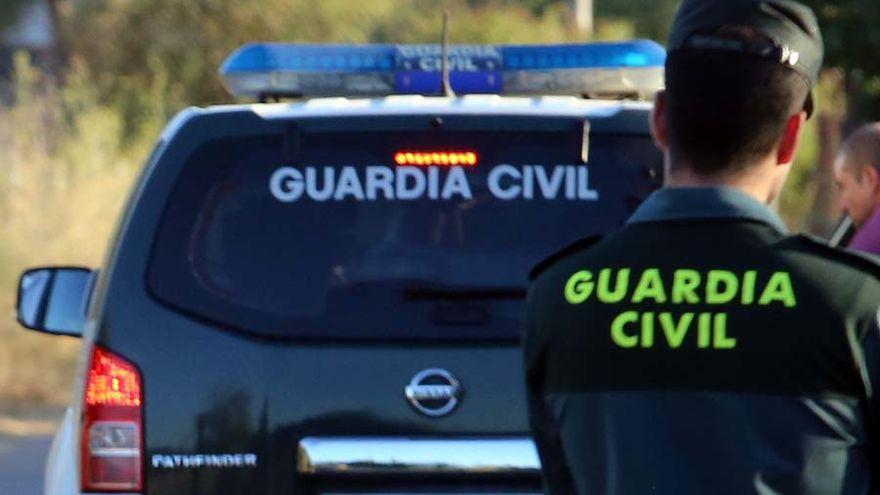 La Guardia Civil denuncia a dos cazadores furtivos en Villa de Mazo