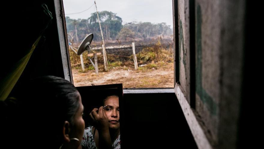 Imagen de la serie 'Baby boom entre exmiembros de las FARC'
