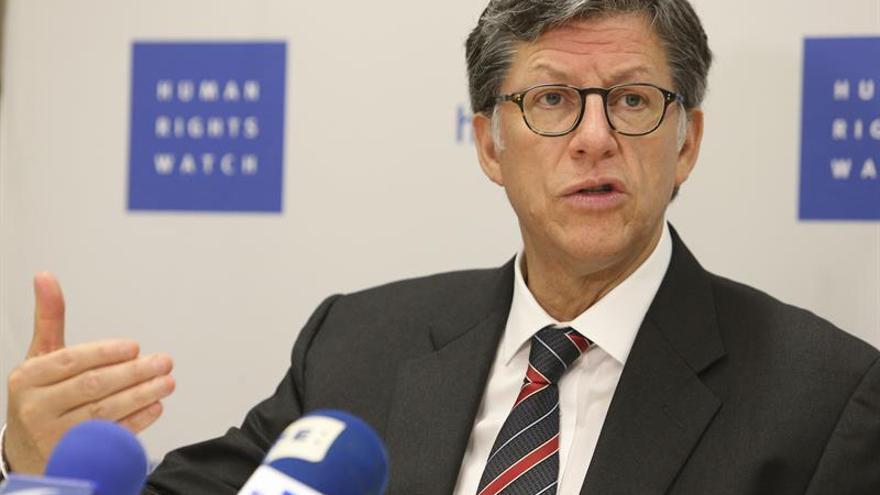 HRW pide a Perú investigar a Humala por los abusos durante el conflicto armado