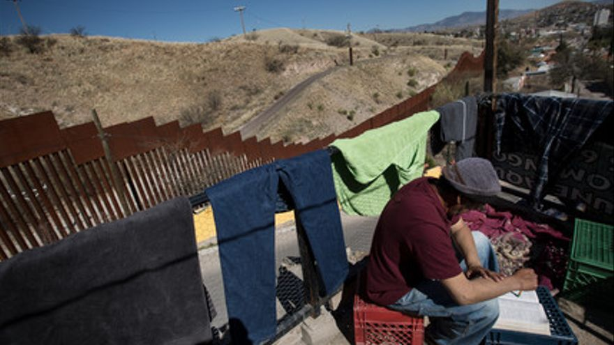 Frontera entre Estados Unidos y México// Hans Maximo Musielik/Amnesty International