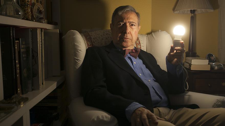 Manuel Ángel Martín, director del pabellón de la Energía en la Expo 92