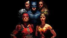 Póster promocional de 'Justice League'