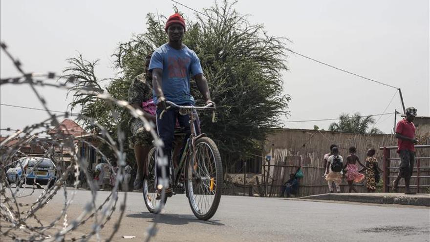 Zeid pide al Consejo de Seguridad que estudie intervenir en Burundi